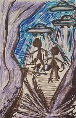 Aliens Arrival Original