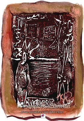 Painting - Align by Carol Rashawnna Williams
