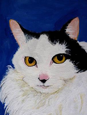 Painting - Alisha by Pj Artman