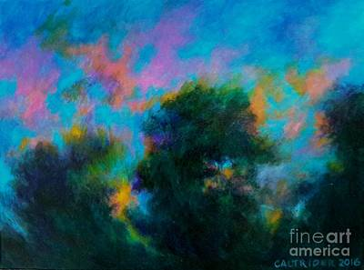 Painting - Alison's Dream Time  by Alison Caltrider