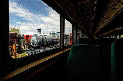 Photograph - All Aboard 2 by John Hoey
