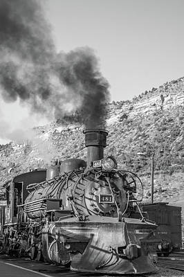 Photograph - All Aboard by Colleen Coccia