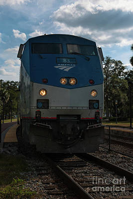 Photograph - All Aboard by Dale Powell