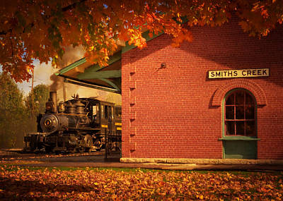 Photograph - All Aboard  by Susan Rissi Tregoning