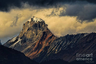 Photograph - Storm Light II by Winston Rockwell