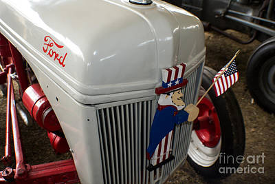 Photograph - All American Ford by Kevin Fortier