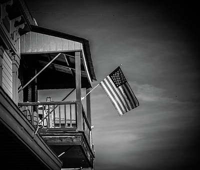 Photograph - All American by Wendy Carrington