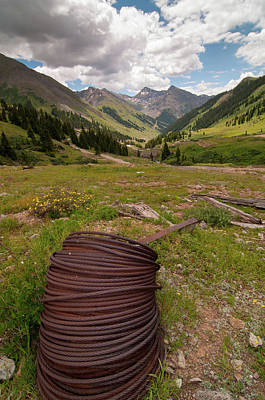 Photograph - All Coiled Up by Steve Stuller