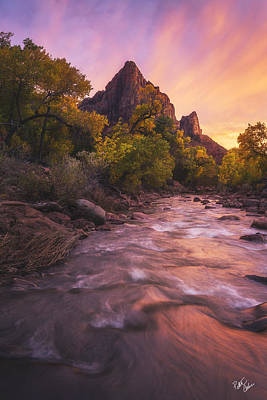 All In Art Print by Peter Coskun