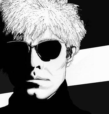 All Is Fair In Love N Warhol Art Print