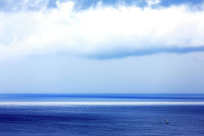 Photograph - All Is Lost Over The Aegean Sea by John Rizzuto