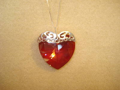 Sterling Silver Chains Jewelry - All My Heart by Tonya Hoffe