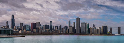 Photograph - All Of Chicago by Josh Eral