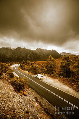 Photograph - All Roads Lead To Adventure by Jorgo Photography - Wall Art Gallery