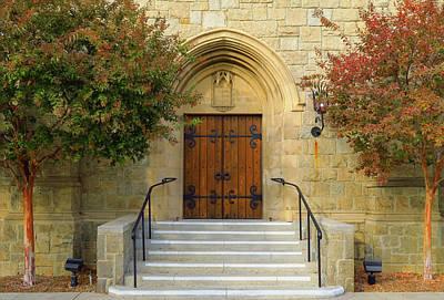 Photograph - All Saints Church, Pasadena, California by Ram Vasudev