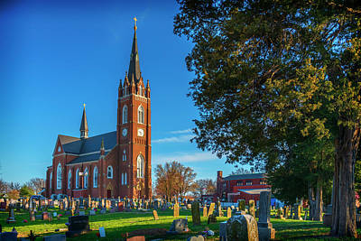Photograph - All Saints Church St Peters Mo 7r2_dsc5855_03232017 by Greg Kluempers
