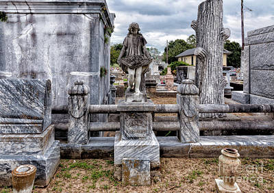 Photograph - All Saint's Day- Carrie W- Nola by Kathleen K Parker