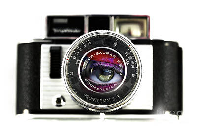 Photograph - All Seeing Lens by John Rizzuto
