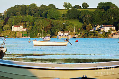 Typographic World Royalty Free Images - All Sorts of Boats Royalty-Free Image by Terri Waters