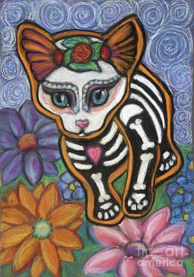 Pastel - All Souls Day Elsa by Ann Hoff