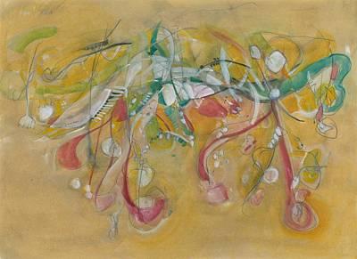 Painting - All That Jazz by Christine Alfery