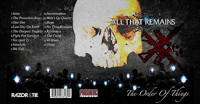 All That Remains Cd Cover Original