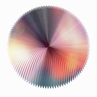 Colors Of The Rainbow Digital Art - All The Colors Of The Rainbow by Georgiana Romanovna