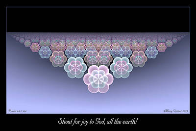 Digital Art - All The Earth by Missy Gainer