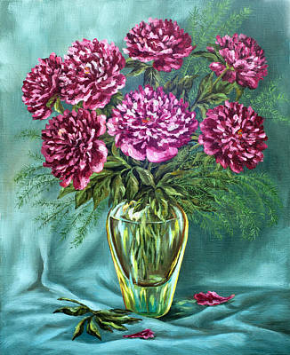 Painting - All Things Beautiful by Karen Showell