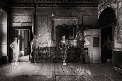 Digital Art - All Things Must Pass by John Haldane