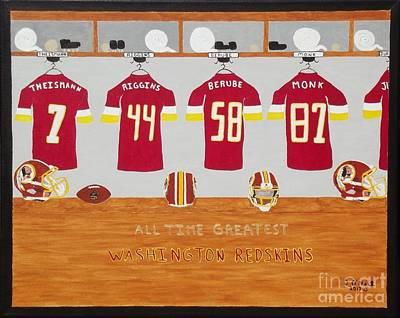 All Time Greatest Washington Redskins Original