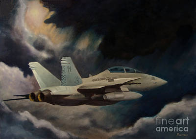 Corps Painting - All Weather - Single Craft by Stephen Roberson