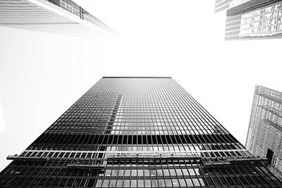 Over-exposed Photograph - All Window Washers Go To Heaven by Kreddible Trout