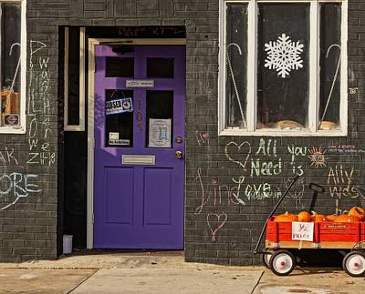 Photograph - All You Need Is Love by Rodney Lee Williams
