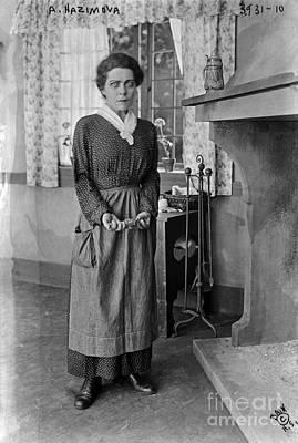 Lucille Ball - Alla Nazimova War Brides 1916 by Sad Hill - Bizarre Los Angeles Archive