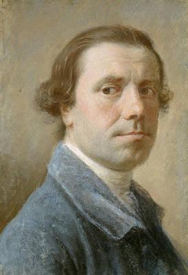 Allan Ramsay, 1713 - 1784. Artist Print by Allan Ramsay