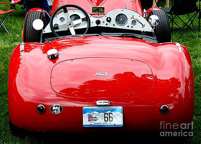 Photograph - Allard 2 by Bob Brents