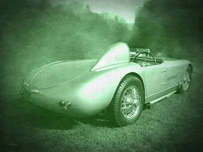 Photograph - Allard J2l Sports Car by David King
