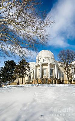 Allegheny Observatory Art Print