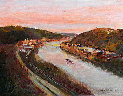 Painting - Allegheny Valley by Martha Ressler