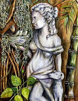 Painting - Allegory by Katerina Kovatcheva