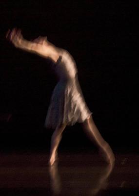Nonverbal Communication Photograph - Allegra by Catherine Sobredo
