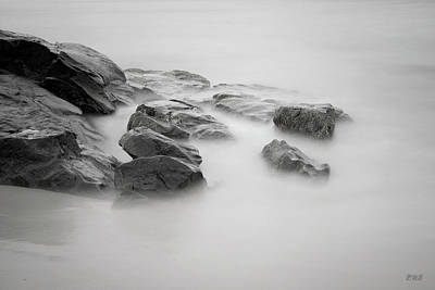 Photograph - Allens Pond Iv Bw by David Gordon