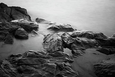 Photograph - Allens Pond Vii Bw by David Gordon