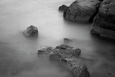 Photograph - Allens Pond Viii Bw by David Gordon