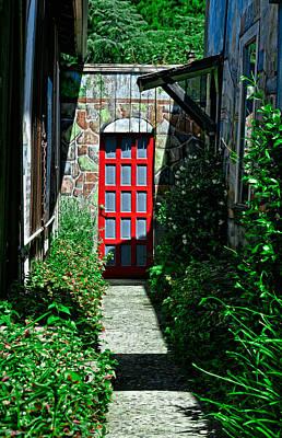 Photograph - Alley Door by Robert Brusca