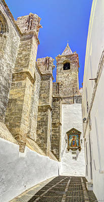 Photograph - Alley In Vejer by Weston Westmoreland
