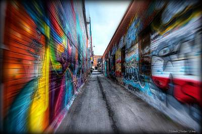 Photograph - Alley by Michaela Preston