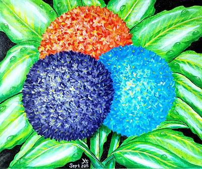Allium Original by Y S