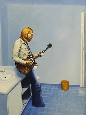 Allman Blues Original by Charles Hill